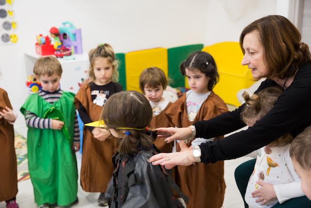 Scuola infanzia don Comelli Vigevano