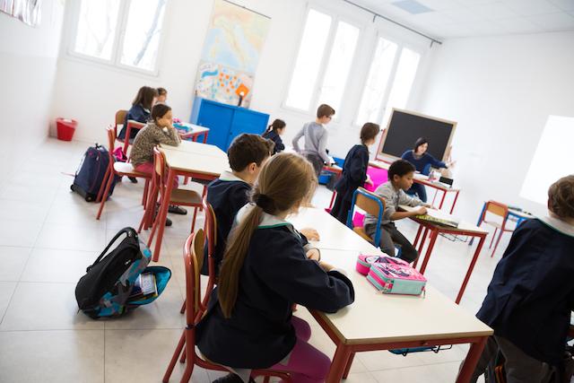 Scuola elementare don Comelli Vigevano