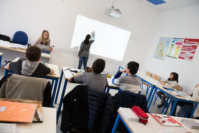 scuola media don Comelli Vigevano