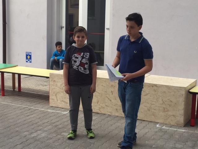 scuola don comelli musical Romeo e Giulietta