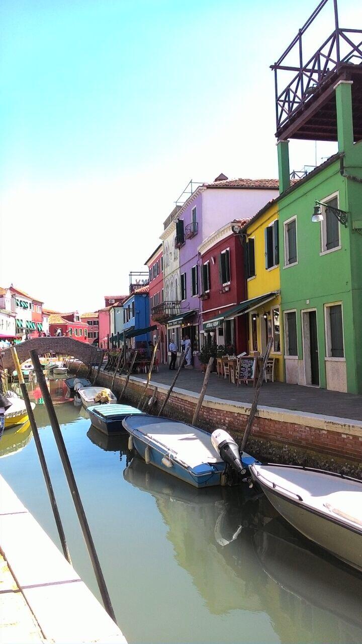 scuola secondaria don Comelli in gita a Verona e Venezia